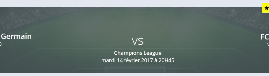 Quel pronostic pour Paris Saint-Germain – FC Barcelone Ligue des Champions ?